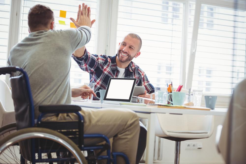 NextGenRH équipe cabinet de recrutement equipe handicap