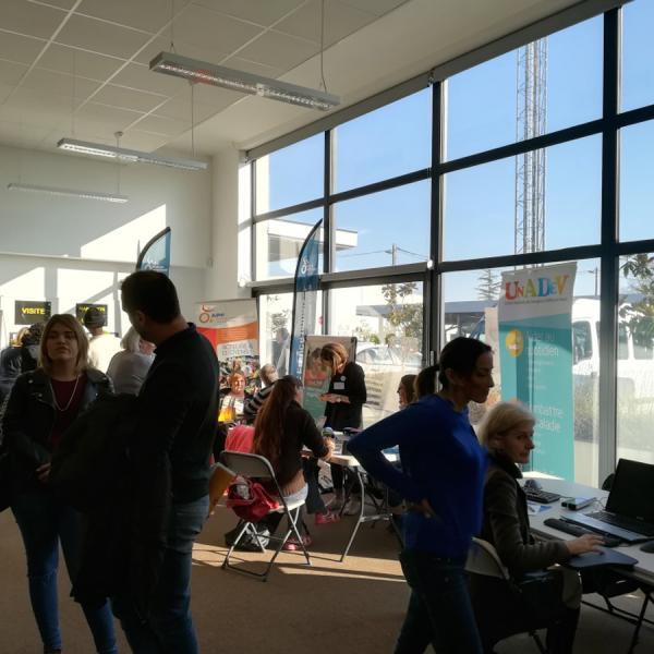 Semaine européenne de l'emploi des personnes handicapées