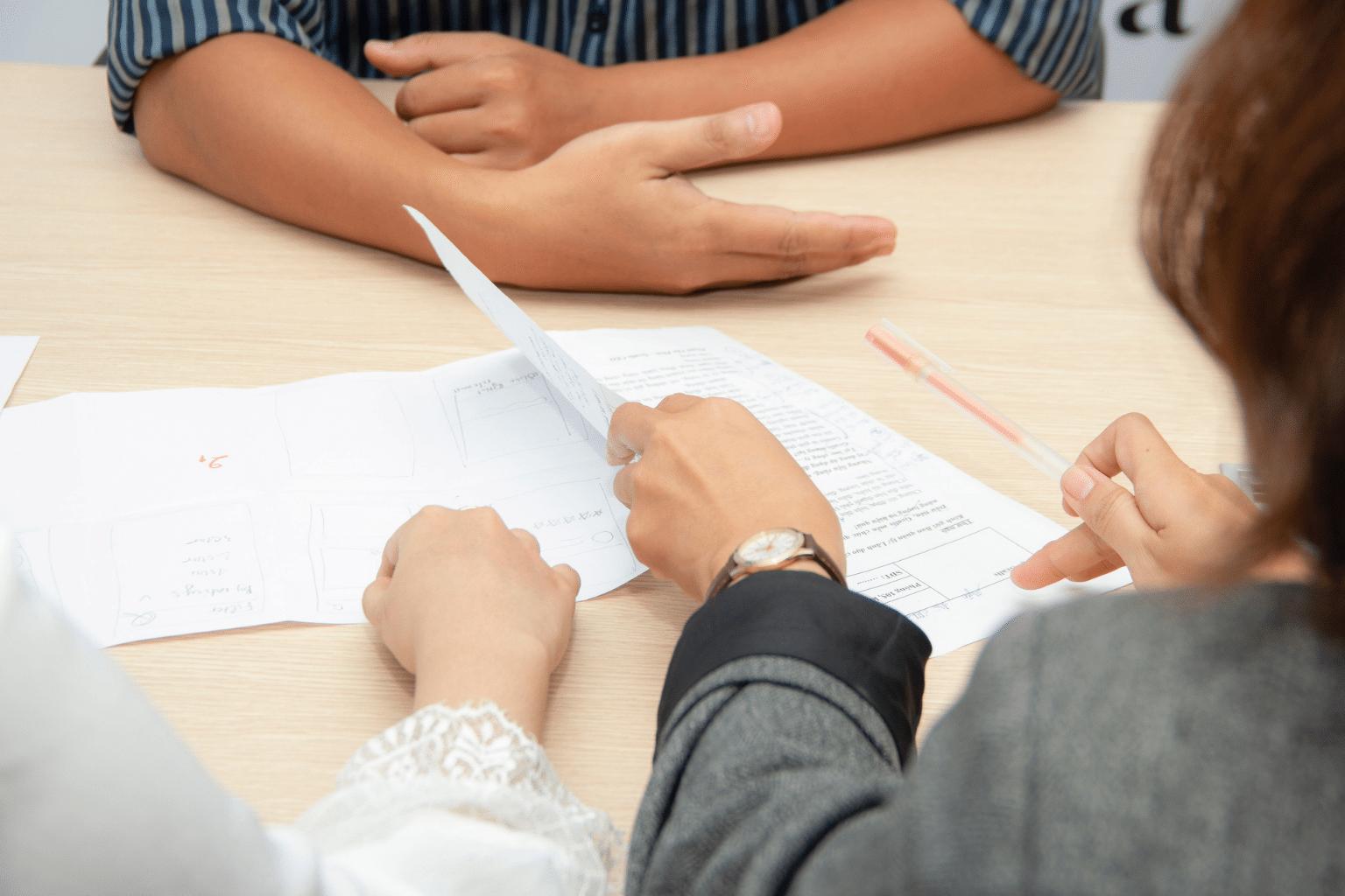 5 étapes pour construire un CV efficace